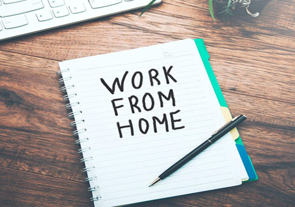 Making Work from Home work for you!