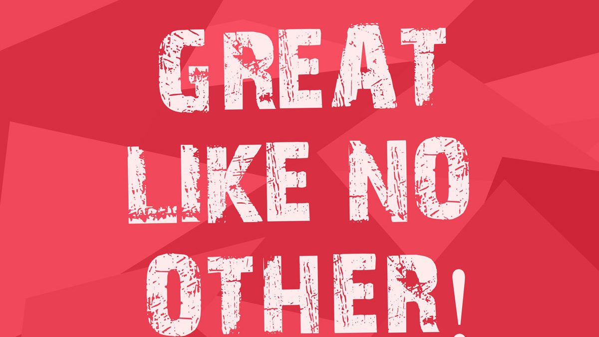 great-like-no-other